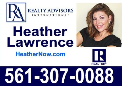 Heather realtor photo